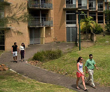 University of Newcastle Australia reviews by students.