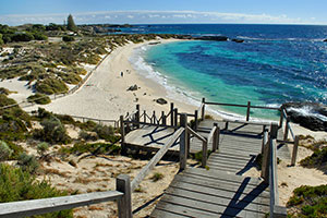Pinky Beach, Western Australia.