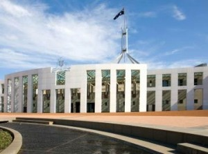 Canberra, the capital of Australia.