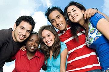 University students.